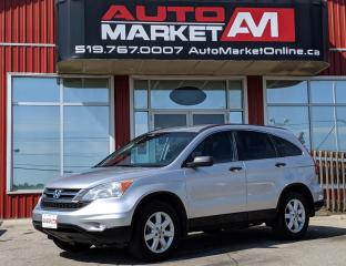 Used 2010 Honda CR-V CERTIFIED,LX,Cruise Control, WE APPROVE ALL CREDIT for sale in Guelph, ON