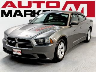 Used 2011 Dodge Charger SE CERTIFIED,Cruise Control,WE APPROVE ALL CREDIT for sale in Guelph, ON