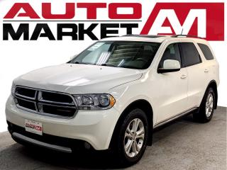 Used 2012 Dodge Durango SXT CERTIFIED,AWD,Bluetooth,WE APPROVE ALL CREDIT for sale in Guelph, ON