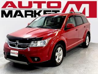 Used 2012 Dodge Journey SXT CERTIFIED,Accident Free,Cruise,WE APPROVE ALL CREDIT for sale in Guelph, ON