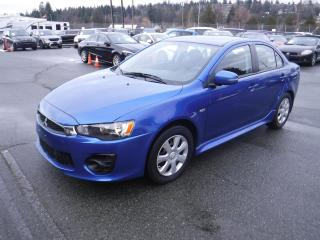 Used 2016 Mitsubishi Lancer ES for sale in Burnaby, BC