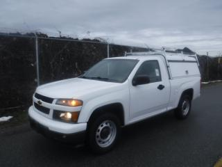 Used 2012 Chevrolet Colorado Canopy 2WD for sale in Burnaby, BC