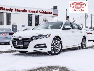 Used 2018 Honda Accord Hybrid HYBRID Touring - Navigation - Leather - NEW TIRES for sale in Mississauga, ON
