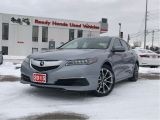 Photo of Silver 2015 Acura TLX