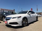 Photo of White 2016 Acura TLX