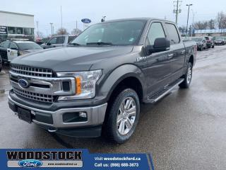 New 2020 Ford F-150 XLT  302A, CREWCAB, 5.0L, NAVIGATION, XTR for sale in Woodstock, ON