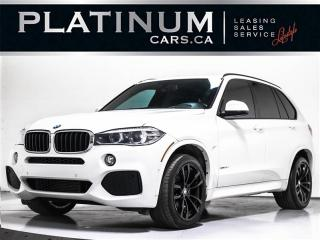 Used 2017 BMW X5 xDrive35d DIESEL, M-SPORT, NAV, PANO, PREMIUM PKG for sale in Toronto, ON
