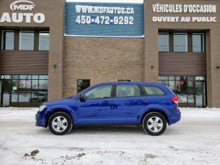 Used 2012 Dodge Journey Traction avant 4 portes groupe valeur Ca for sale in St-Eustache, QC