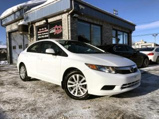 Used 2012 Honda Civic EX 4 portes, boîte automatique toit ouvr for sale in Longueuil, QC