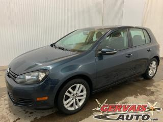 Used 2011 Volkswagen Golf Comfortline 2.5 Toit Ouvrant MAGS for sale in Trois-Rivières, QC