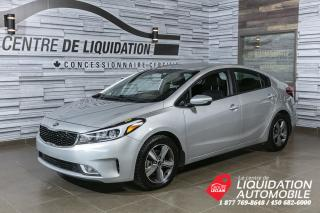 Used 2018 Kia Forte LX for sale in Laval, QC