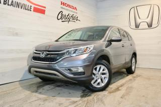 Used 2016 Honda CR-V Traction intégrale 5 portes EX for sale in Blainville, QC