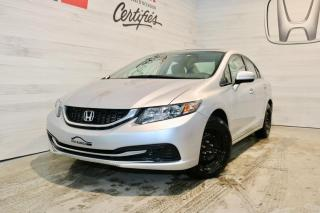 Used 2015 Honda Civic EX 4 portes, boîte automatique for sale in Blainville, QC