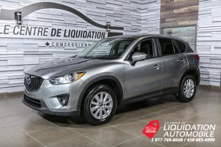 Used 2013 Mazda CX-5 GS+AWD+GR ELCTRIQUE+A/C for sale in Laval, QC