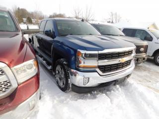 Used 2017 Chevrolet Silverado 1500 LT for sale in Listowel, ON