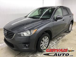 Used 2016 Mazda CX-5 GS 2.5 AWD TOIT CAMÉRA SIÈGES CHAUFFANTS BLUETOOTH for sale in Shawinigan, QC