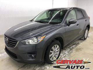 Used 2016 Mazda CX-5 GS 2.5 AWD TOIT CAMÉRA SIÈGES CHAUFFANTS BLUETOOTH for sale in Shawinigan, QC