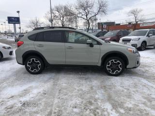 Used 2017 Subaru XV Crosstrek TOURING * CVT * MAGS * CAMÉRA for sale in Trois-Rivières, QC