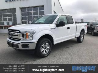 New 2020 Ford F-150 XLT for sale in London, ON