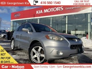 Used 2008 Acura RDX Tech Pkg | AWD | NAVI | ROOF | BU CAM |WEATHERTECH for sale in Georgetown, ON