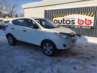 Used 2010 Hyundai Tucson for sale in Laval, QC