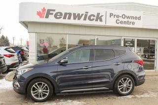 Used 2017 Hyundai Santa Fe Sport AWD 2.0T Ultimate for sale in Sarnia, ON
