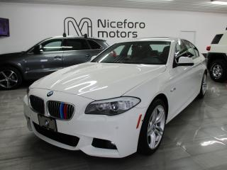 Used 2013 BMW 5 Series M Sports package - LOW KM - 535i xDrive for sale in Oakville, ON