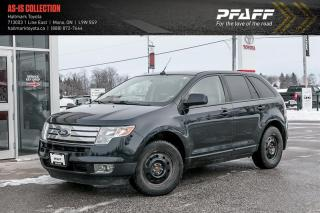 Used 2010 Ford Edge SEL 4D Utility FWD for sale in Orangeville, ON