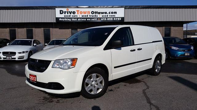 2013 RAM Van CARGO VAN **90 Days no Payments**