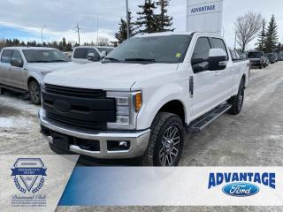 Used 2018 Ford F-350 Lariat Leather Heated/Cooled Seats - Navigation for sale in Calgary, AB