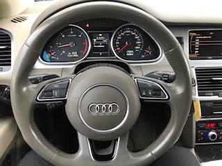 Used 2014 Audi Q7 TDI quattro Premium | DIESEL | S-LINE | TECHNIK TOP MODEL | NO ACCIDENTS for sale in North York, ON