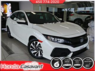 Used 2017 Honda Civic HB LX AUTOMATIQUE - TRÈS BEAU LOOK for sale in St-Hyacinthe, QC