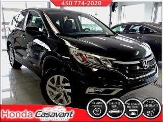 Used 2015 Honda CR-V EX AWD for sale in St-Hyacinthe, QC