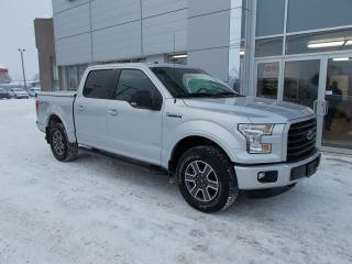 Used 2016 Ford F-150 XLT Super Crew 4X4 for sale in Rivière-Du-Loup, QC