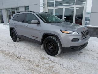 Used 2016 Jeep Cherokee North Edition 4X4 75th Anniversary for sale in Rivière-Du-Loup, QC