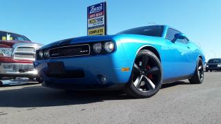 Used 2009 Dodge Challenger SRT8 for sale in Brandon, MB