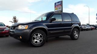 Used 2004 Ford Escape XLT for sale in Brandon, MB