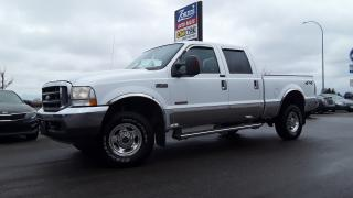 Used 2004 Ford F-350 Lariat for sale in Brandon, MB
