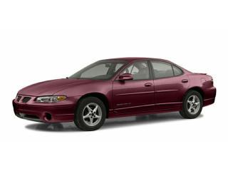 Used 2002 Pontiac Grand Prix GTP for sale in Brandon, MB