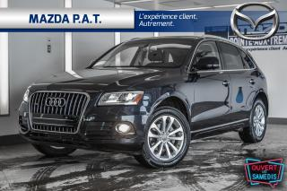 Used 2016 Audi Q5 Progressiv+CUIR+TOIT PANO+CUIR+BLUETOOTH for sale in Montréal, QC