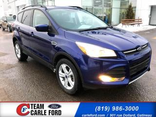 Used 2016 Ford Escape Ford Escape SE 2016, AWD Caméra de recul for sale in Gatineau, QC