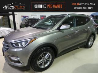 Used 2018 Hyundai Santa Fe Sport 2.4 SE SPORT LUXURY| AWD| NAVI| LTHR| PANO RF for sale in Vaughan, ON