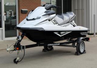 Used 2016 Yamaha WAVERUNNER FX Cruiser SVHO SUPERCHARGED - 270HP - for sale in Saskatoon, SK
