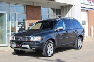 Used 2013 Volvo XC90 3.2 Premier Plus Premier AWD - BRAND NEW TIRES - LOW KM for sale in Saskatoon, SK