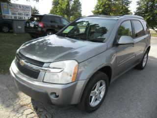 "Used 2006 Chevrolet Equinox 4X4""WOW"" **clean NO ACCIDENTS.+ FREE 6M warranty** for sale in Ajax, ON"
