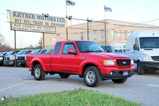Used 2008 Ford Ranger WINTER SALES EVENT!!! WAS: $5,950 NOW $5,450 for sale in Brampton, ON