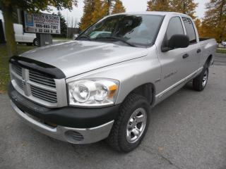 """Used 2007 Dodge Ram 1500 """"Holy COW"""" **Clean NO ACCIDENTS+FREE 6M warranty** for sale in Ajax, ON"""