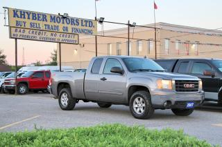 Used 2007 GMC Sierra 1500 WINTER SALES EVENT!!! WAS: $9,950 NOW $9,450 for sale in Brampton, ON