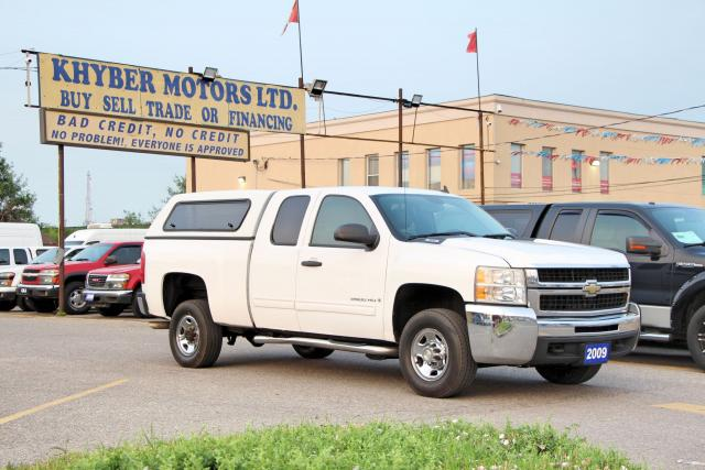 2009 Chevrolet Silverado 2500 WINTER SALES EVENT!!! WAS: $8,950 NOW $7,950