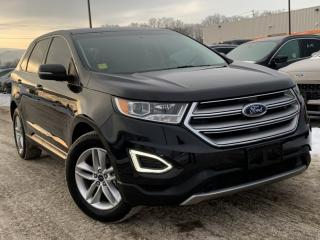 Used 2017 Ford Edge SEL Heated Seats, Reverse Camera for sale in Midland, ON